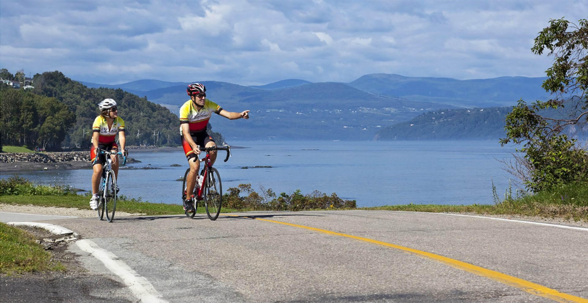 Accueil temporaire : Vélos